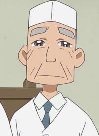 Charakter: Shoujirou HARANO
