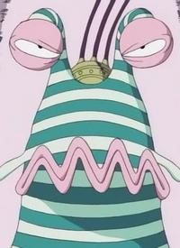 Charakter: Den Den Mushi