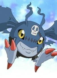 Charakter: PicoDevimon