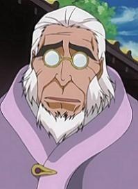 Charakter: Gyoukaku KUMOI