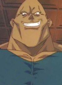 Charakter: Senkaku