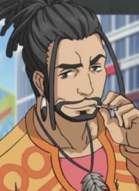 Charakter: Hiroshi SHIMABUKURO