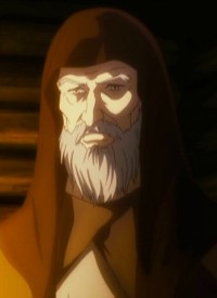 Monk ist ein Charakter aus dem Anime »First Squad: The Moment of Truth«.