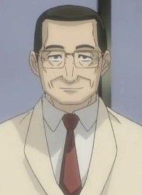 Charakter: Ryuuichi KUZUHARA