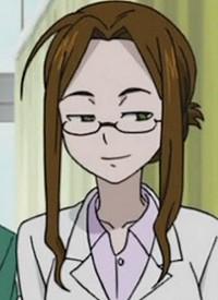 Charakter: Midori OKAMOTO