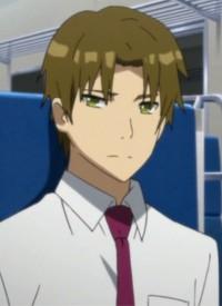 """""""Atsumu MATSUYUKI"""" ist ein Charakter aus dem Anime """"Ano Hi Mita Hana no Namae o Bokutachi wa Mada Shiranai."""" und aus dem Manga """"Ano Hi Mita Hana no Namae o Bokutachi wa Mada Shiranai.""""."""