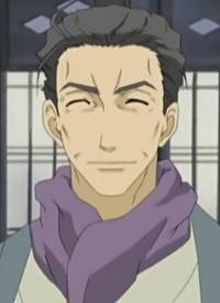 Charakter: Tadajirou SASAKI