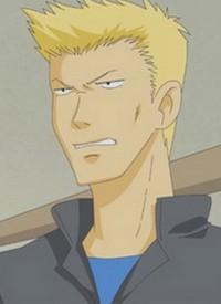 Charakter: Ichiki