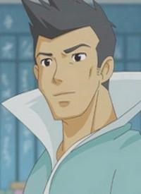 Charakter: Taiiku Kyoushi