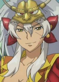 Charakter: Shingen TAKEDA