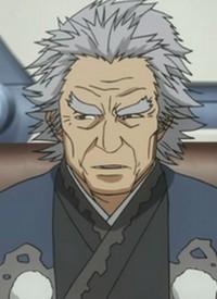 Charakter: Rishuu TOUGOU