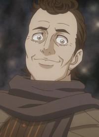 Charakter: Barnaby BROOKS