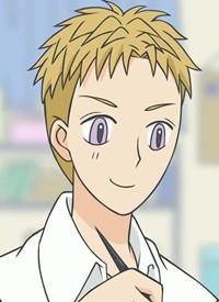 Charakter: Mikihiko KITAGAWA