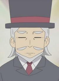 Charakter: Shinshi