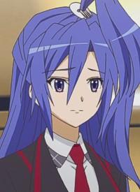 Charakter: Tsubasa KAZANARI