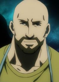 Charakter: Yuugo TENNOUJI