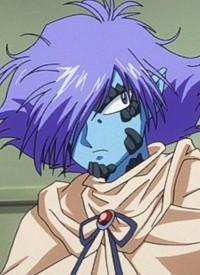 Charakter: Zelgadis GRAYWORDS