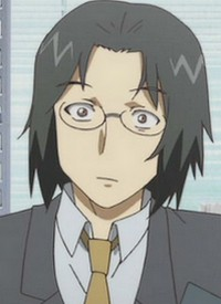 Charakter: Ryou TAKAHA
