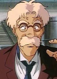 Charakter: Helmut VON LEHNHOLM