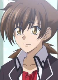 Issei HYOUDOU ist ein Charakter aus dem Anime »High School DxD« und aus dem Manga »High School DxD«.