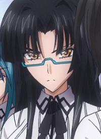 Charakter: Tsubaki SHINRA