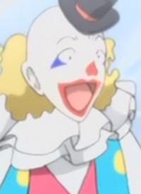 Charakter: Clown