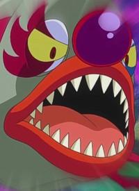 Charakter: Piranha Super Akanbee