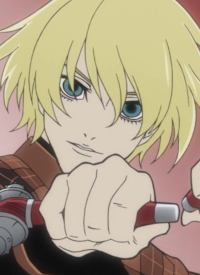 Charakter: Rin