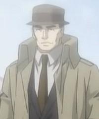 Charakter: Inspector