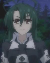Charakter: Rikka KURASAWA