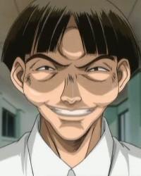 Charakter: Ryusen KANAKITA