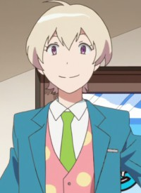 Charakter: Haru