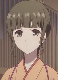 Charakter: Nako OSHIMIZU