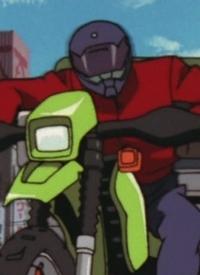 Charakter: Bike no Untenshu