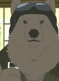 Charakter: Grizzly