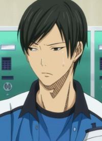 Charakter: Yoshitaka MORIYAMA