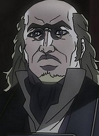 Charakter: Keibu