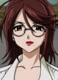 Charakter: Ririko KAGOME