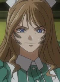 Charakter: Mako YAKUMARU