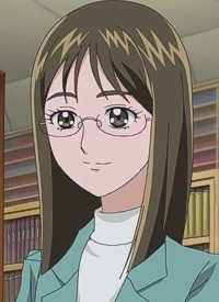 Charakter: Toshokan Shokuin