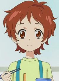 Charakter: Raichi HOSHIMIYA