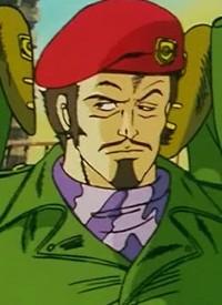 Charakter: Sousakutai Chou