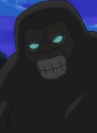 Charakter: Kaijin