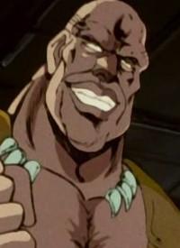 Charakter: Gyuuki