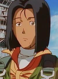 Charakter: Gorou KATOU