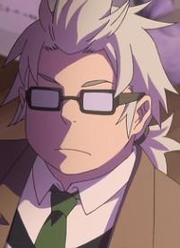 Charakter: Yoshiteru ZAIMOKUZA
