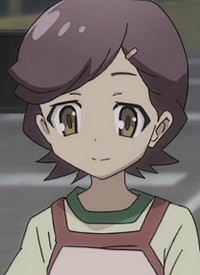 Charakter: Hoikushi