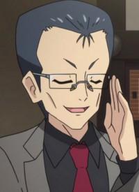 Charakter: Hideki KUDOU