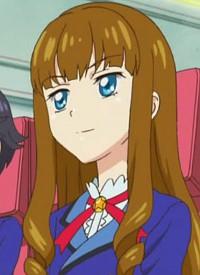 Charakter: Erika FUJIMOTO