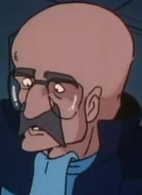 Charakter: Jiko CRYON